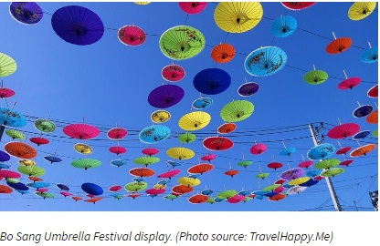 Indonesia to Take Part in Thailand's Bo Sang Umbrella Festival